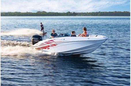 2020 Tahoe boat for sale, model of the boat is T16 OB w/ 75ELPT 4S STD & Image # 15 of 45
