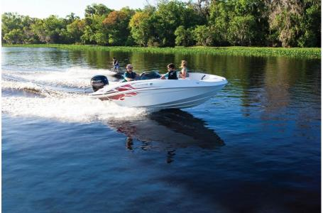2020 Tahoe boat for sale, model of the boat is T16 OB w/ 75ELPT 4S STD & Image # 8 of 45