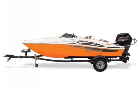 2020 Tahoe boat for sale, model of the boat is T16 OB w/ 75ELPT 4S STD & Image # 20 of 45