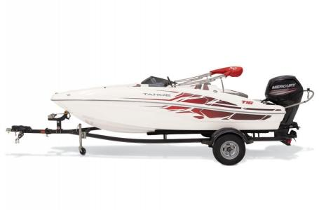 2020 Tahoe boat for sale, model of the boat is T16 OB w/ 75ELPT 4S STD & Image # 25 of 45