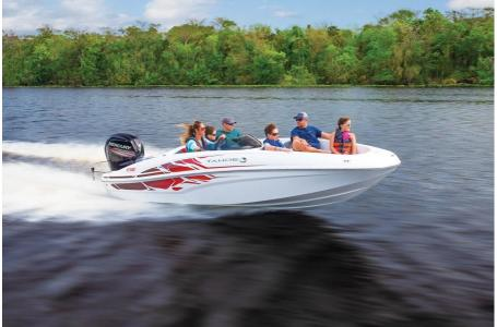 2020 Tahoe boat for sale, model of the boat is T16 OB w/ 75ELPT 4S STD & Image # 31 of 45