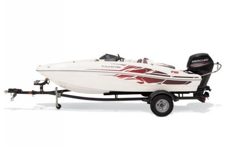 2020 Tahoe boat for sale, model of the boat is T16 OB w/ 75ELPT 4S STD & Image # 42 of 45