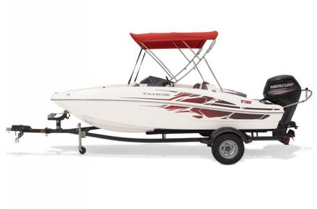 2020 Tahoe boat for sale, model of the boat is T16 OB w/ 75ELPT 4S STD & Image # 35 of 45