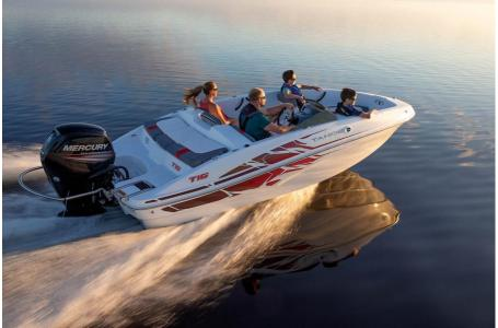 2020 Tahoe boat for sale, model of the boat is T16 OB w/ 75ELPT 4S STD & Image # 38 of 45