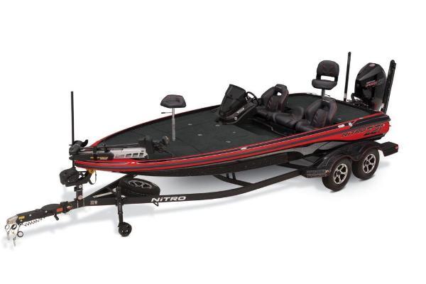 2020 Nitro boat for sale, model of the boat is Z21 Elite LX & Image # 16 of 19