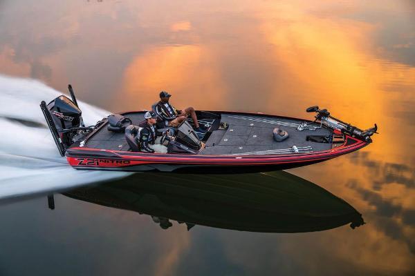 2020 Nitro boat for sale, model of the boat is Z21 Elite LX & Image # 15 of 19