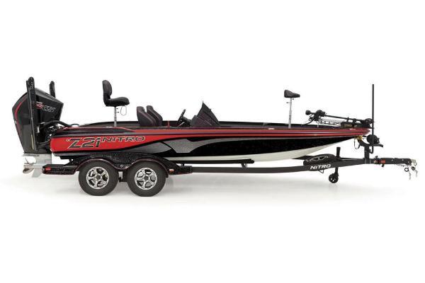 2020 Nitro boat for sale, model of the boat is Z21 Elite LX & Image # 17 of 19