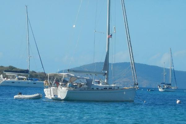 Moody 41AC used boat for sale from Boat Sales International