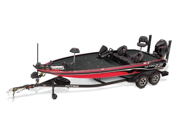 2019 Nitro boat for sale, model of the boat is Z21 Pro & Image # 1 of 17