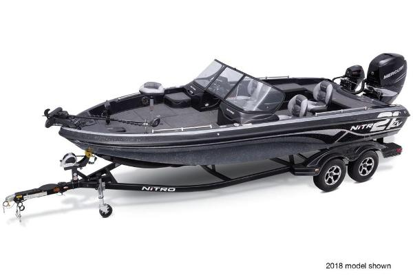2019 Nitro boat for sale, model of the boat is ZV21 Pro & Image # 11 of 13