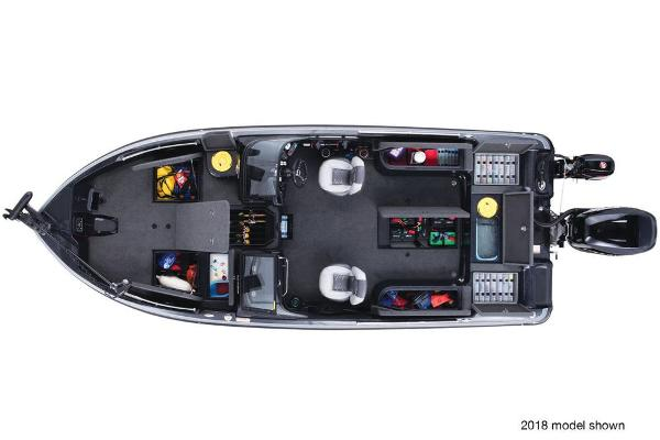 2019 Nitro boat for sale, model of the boat is ZV21 Pro & Image # 13 of 13