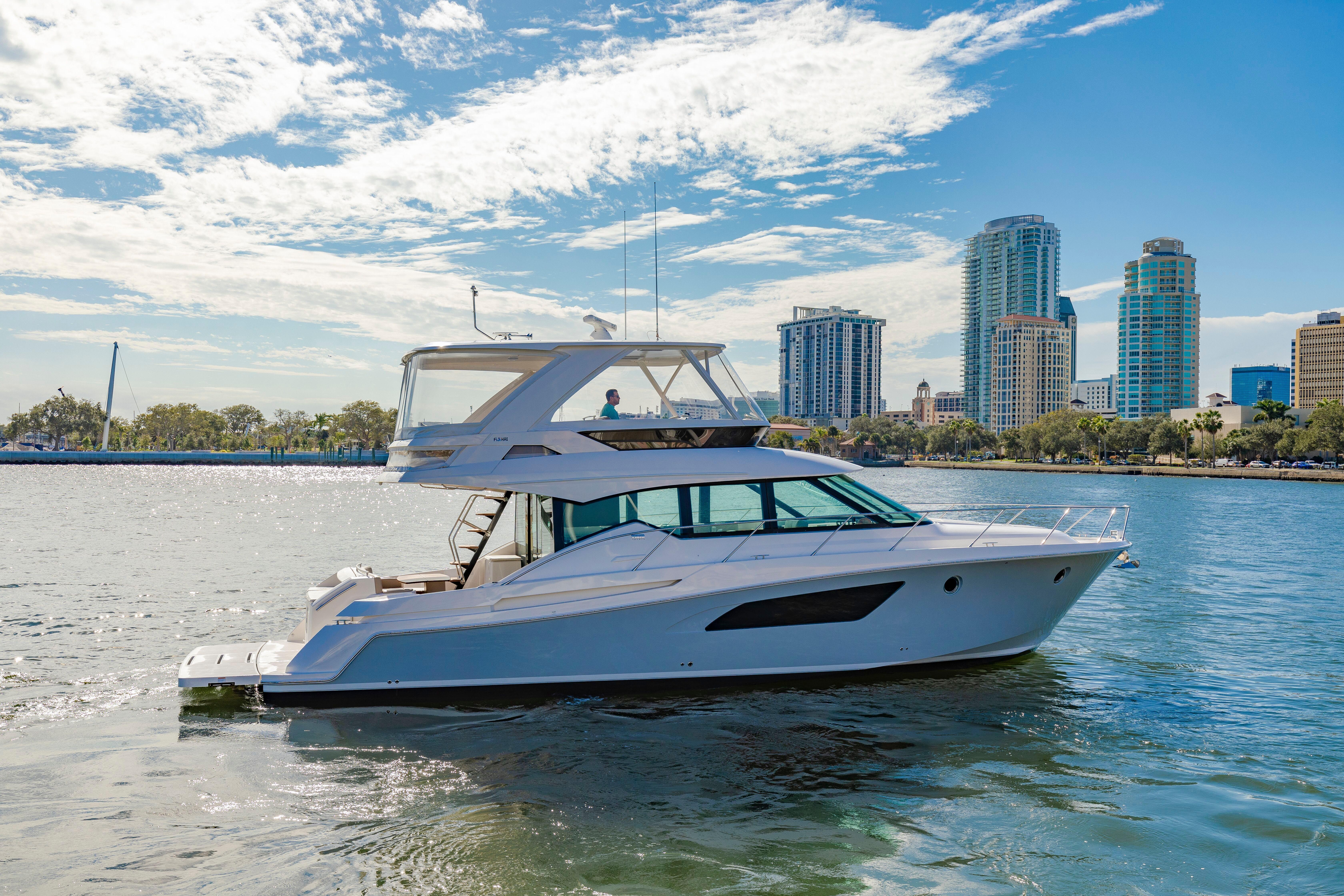 53' Tiara Yachts 2017