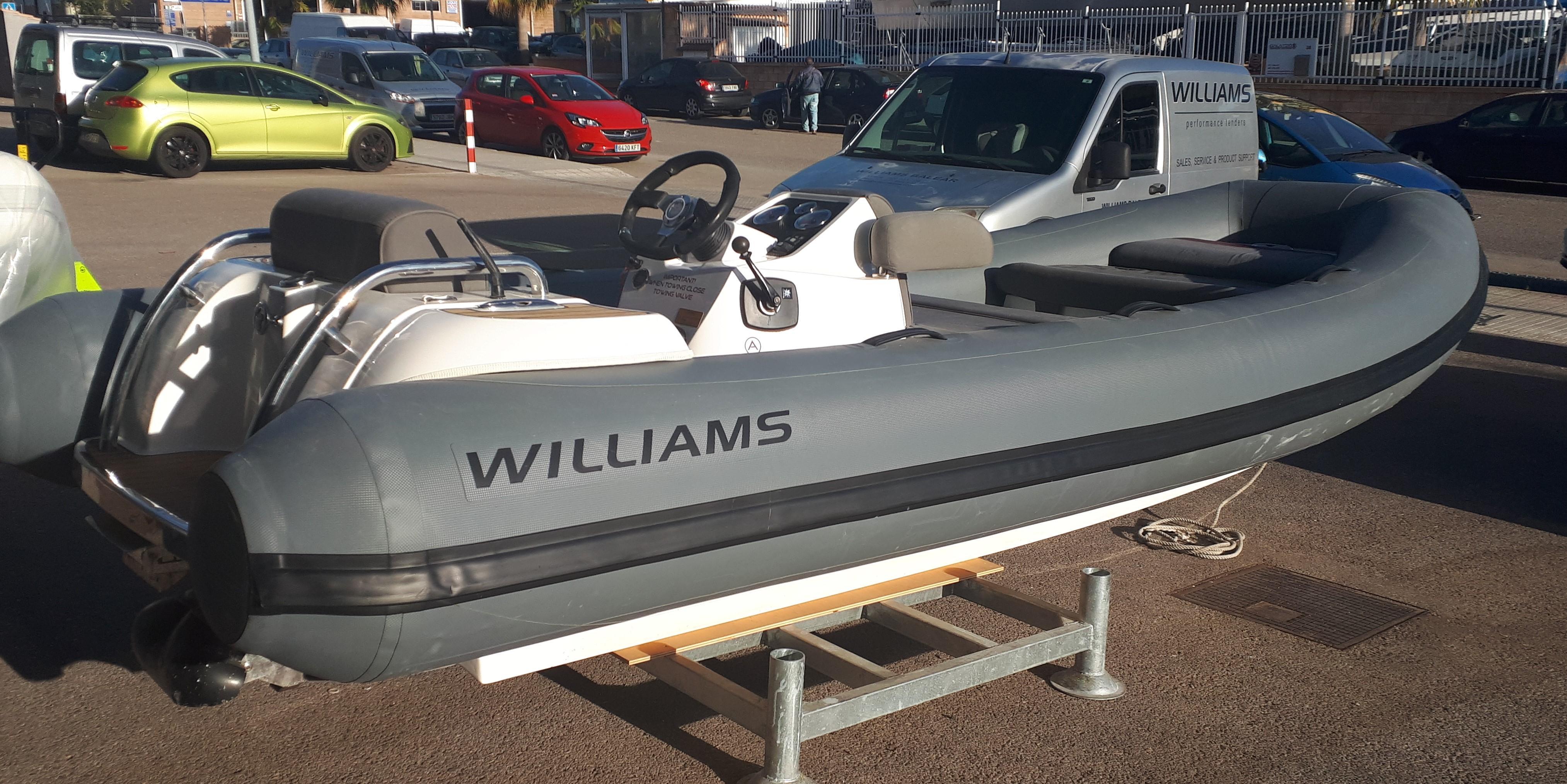 Williams Jet Tenders Turbojet 445