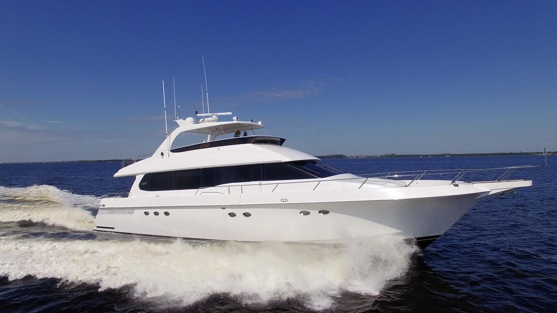 Picture Of:  76' Lazzara Yachts 76 GRAND SALON 1995Yacht For Sale   3 of 117