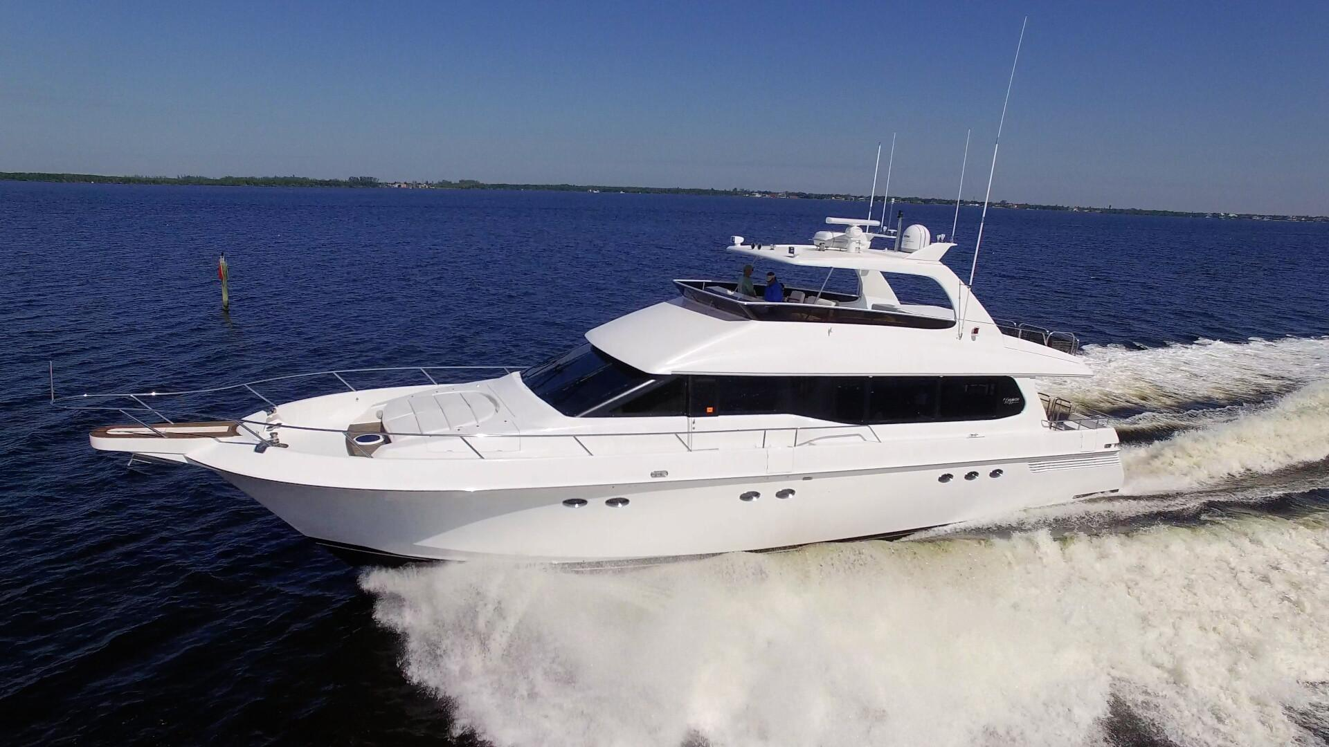 Picture Of:  76' Lazzara Yachts 76 GRAND SALON 1995Yacht For Sale   117