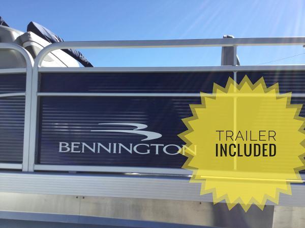 2021 Bennington 20SFV