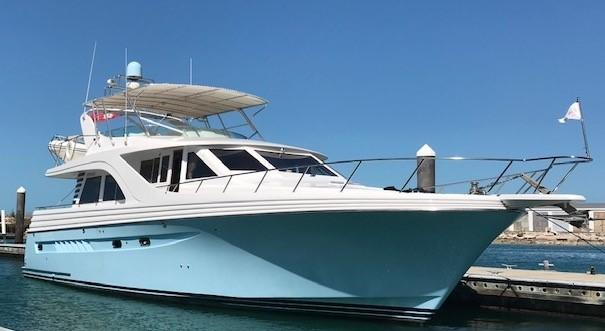 Picture Of:  68' Ocean Alexander 68 Motoryacht 1993Yacht For Sale | 27