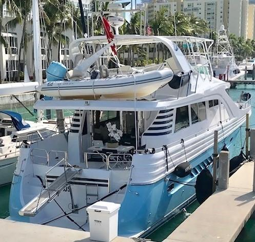 Picture Of:  68' Ocean Alexander 68 Motoryacht 1993Yacht For Sale | 4 of 27