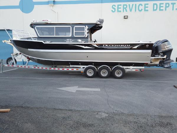 2021 Duckworth boat for sale, model of the boat is 30 Offshore XL & Image # 1 of 20