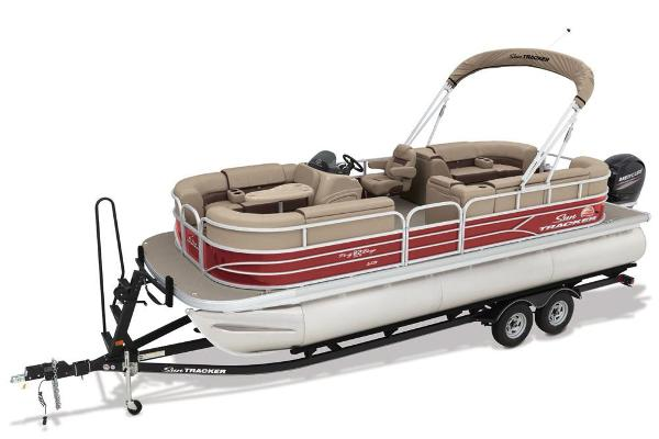2018 Sun Tracker boat for sale, model of the boat is Party Barge 22 XP3 & Image # 18 of 18