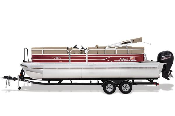 2018 Sun Tracker boat for sale, model of the boat is Party Barge 22 XP3 & Image # 15 of 18