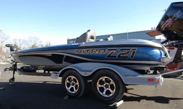 2020 Nitro boat for sale, model of the boat is Z21 & Image # 1 of 20