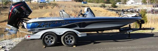 2020 Nitro boat for sale, model of the boat is Z21 & Image # 2 of 20