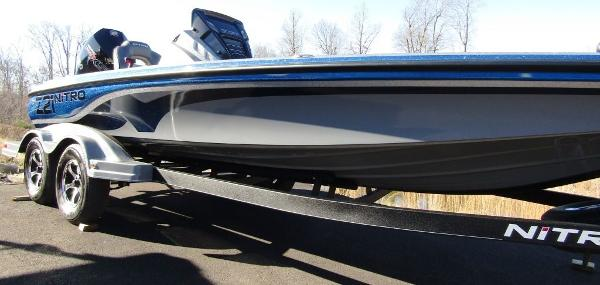 2020 Nitro boat for sale, model of the boat is Z21 & Image # 20 of 20