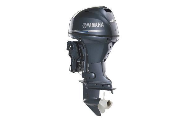2021 Yamaha Outboards F40LA