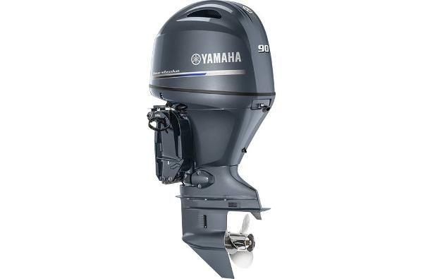 2021 Yamaha Outboards F90LB