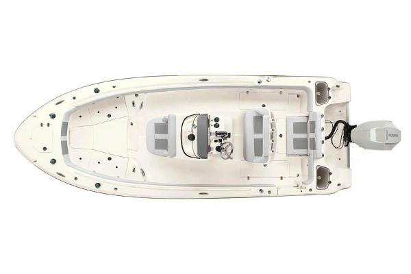 2020 Mako boat for sale, model of the boat is 236 CC & Image # 3 of 6