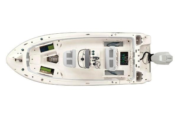 2020 Mako boat for sale, model of the boat is 236 CC & Image # 4 of 6