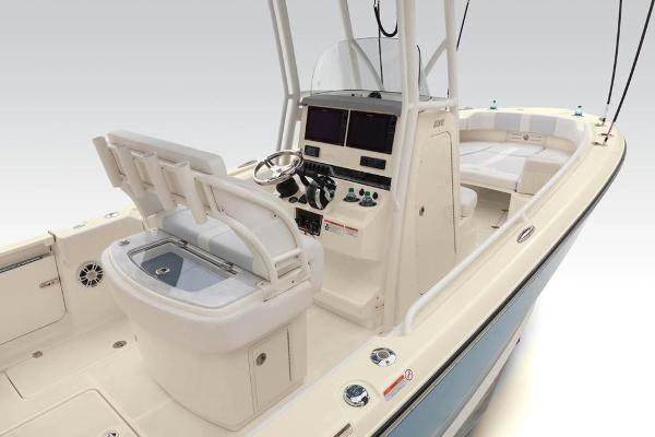 2020 Mako boat for sale, model of the boat is 236 CC & Image # 5 of 6