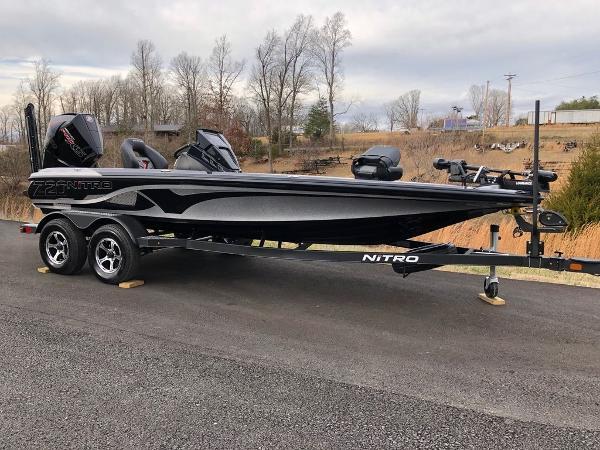 2021 Nitro boat for sale, model of the boat is Z20 & Image # 12 of 14