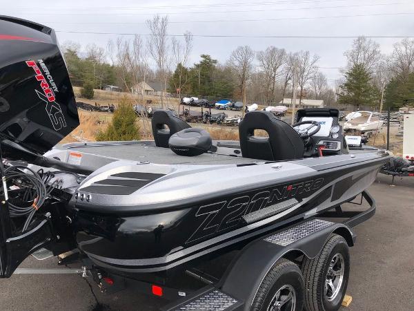 2021 Nitro boat for sale, model of the boat is Z20 & Image # 13 of 14