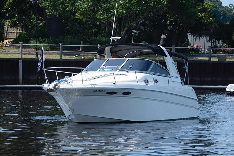 Sea Ray 290 Sea Ray - Photo: #2