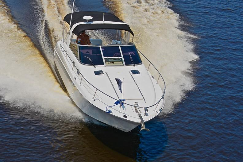 Sea Ray 290 Sea Ray - Photo: #1