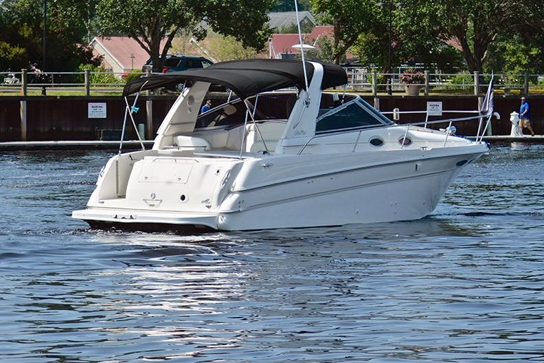 Sea Ray 290 Sea Ray - Photo: #4