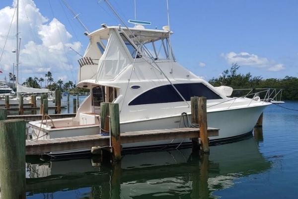 1993 Ocean Yachts 38 Super Sport thumbnail