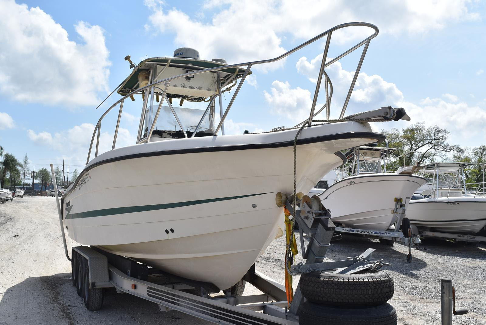1999 Hydra-Sports boat for sale, model of the boat is 2650 & Image # 10 of 18