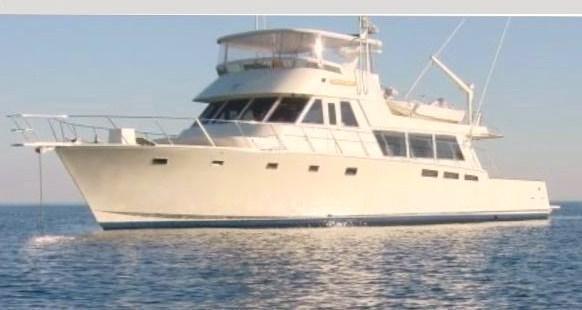 1982 Custom Long Range Yachtfisher