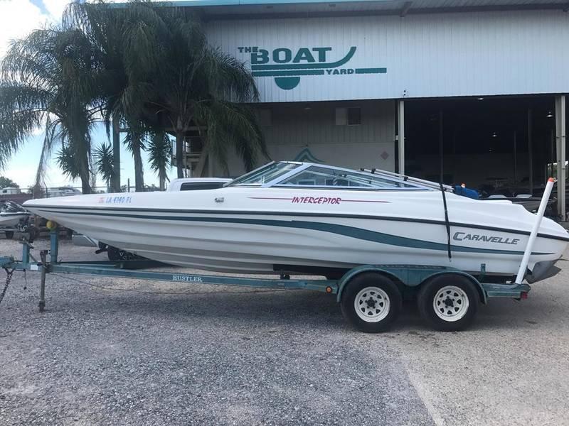 1995 Caravelle boat for sale, model of the boat is Interceptor 232 & Image # 1 of 30
