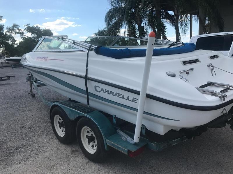 1995 Caravelle boat for sale, model of the boat is Interceptor 232 & Image # 12 of 30
