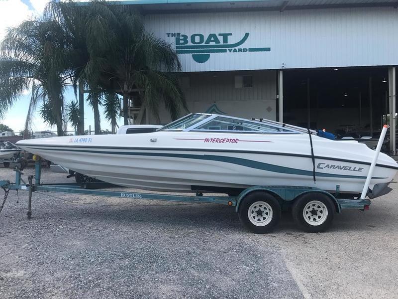 1995 Caravelle boat for sale, model of the boat is Interceptor 232 & Image # 18 of 30