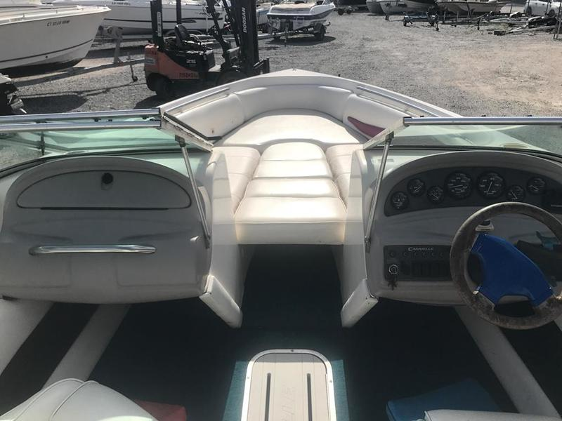 1995 Caravelle boat for sale, model of the boat is Interceptor 232 & Image # 26 of 30
