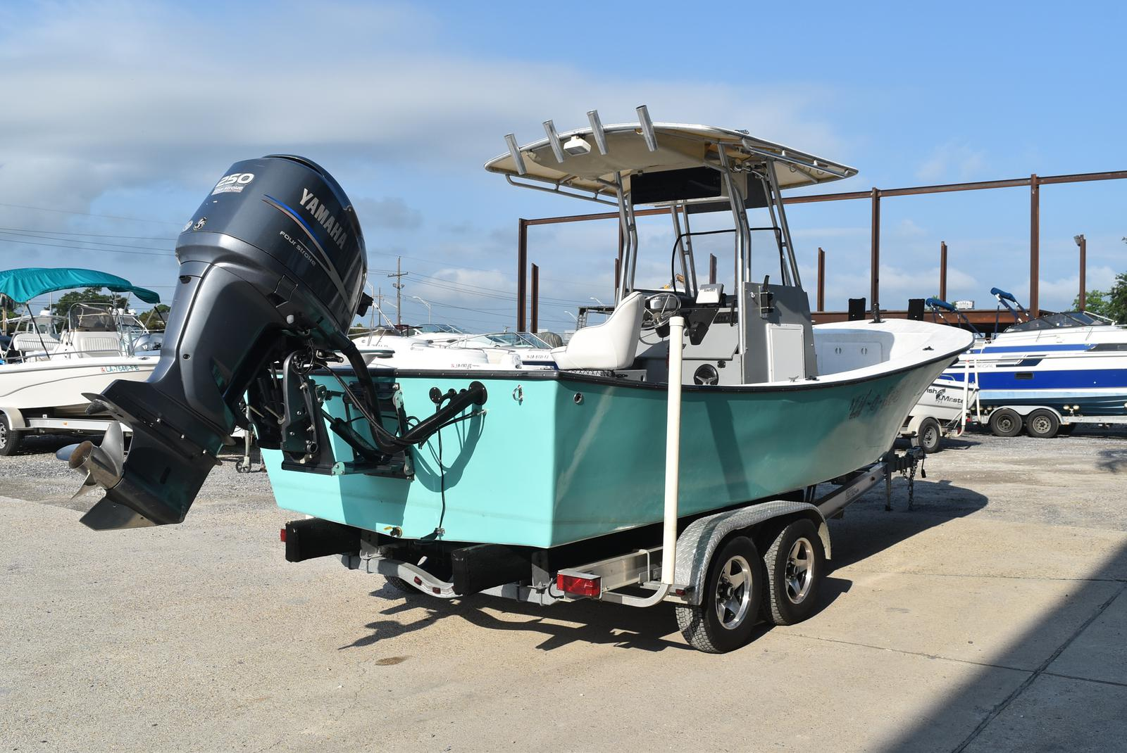 1990 Custom boat for sale, model of the boat is Tremblay 24 & Image # 25 of 49