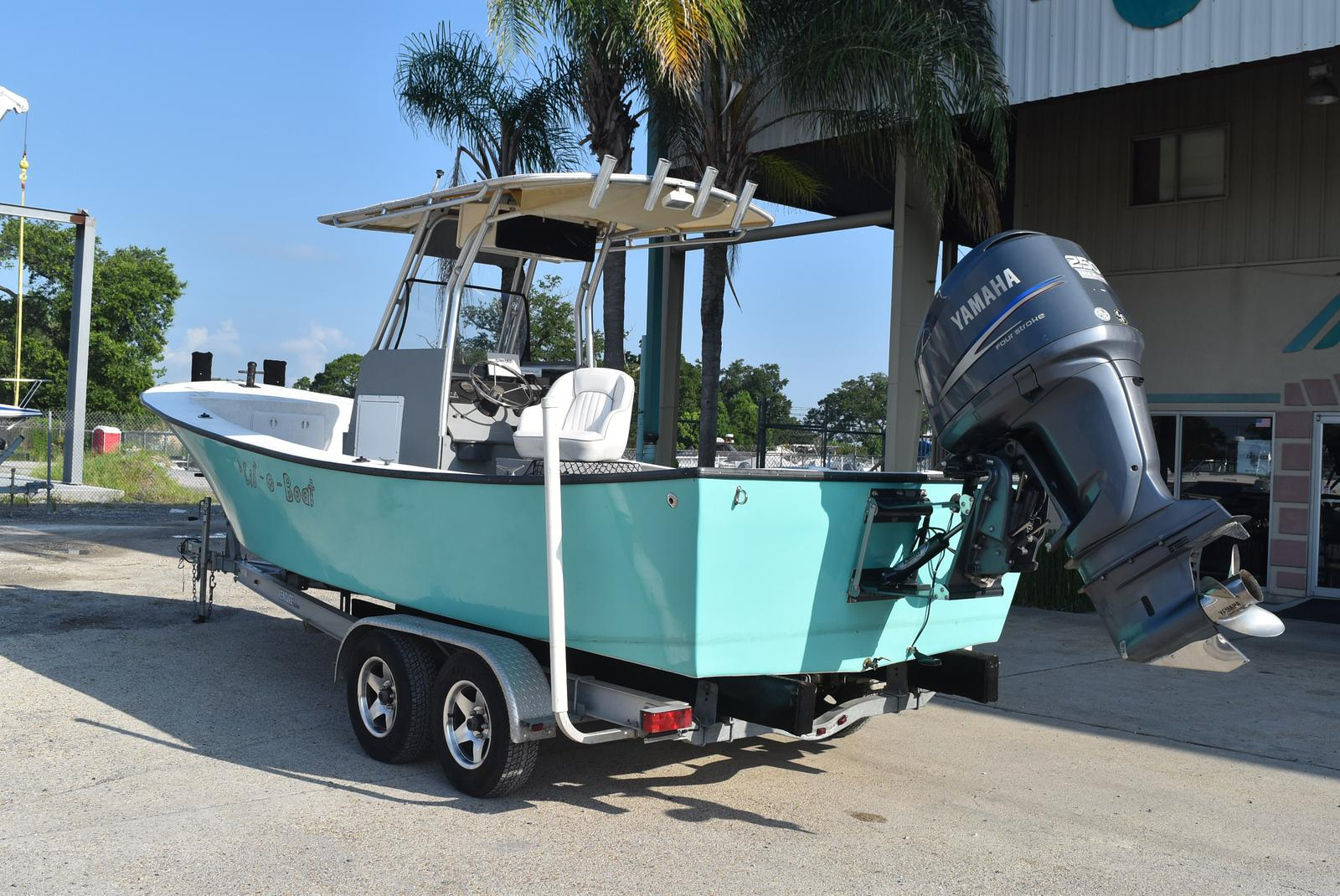 1990 Custom boat for sale, model of the boat is Tremblay 24 & Image # 26 of 49