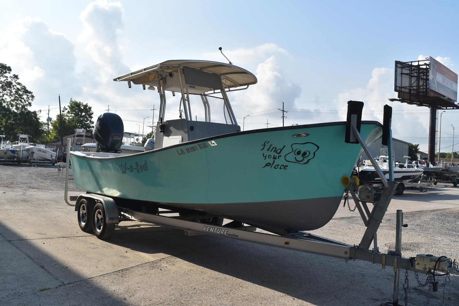 1990 Custom boat for sale, model of the boat is Tremblay 24 & Image # 43 of 49