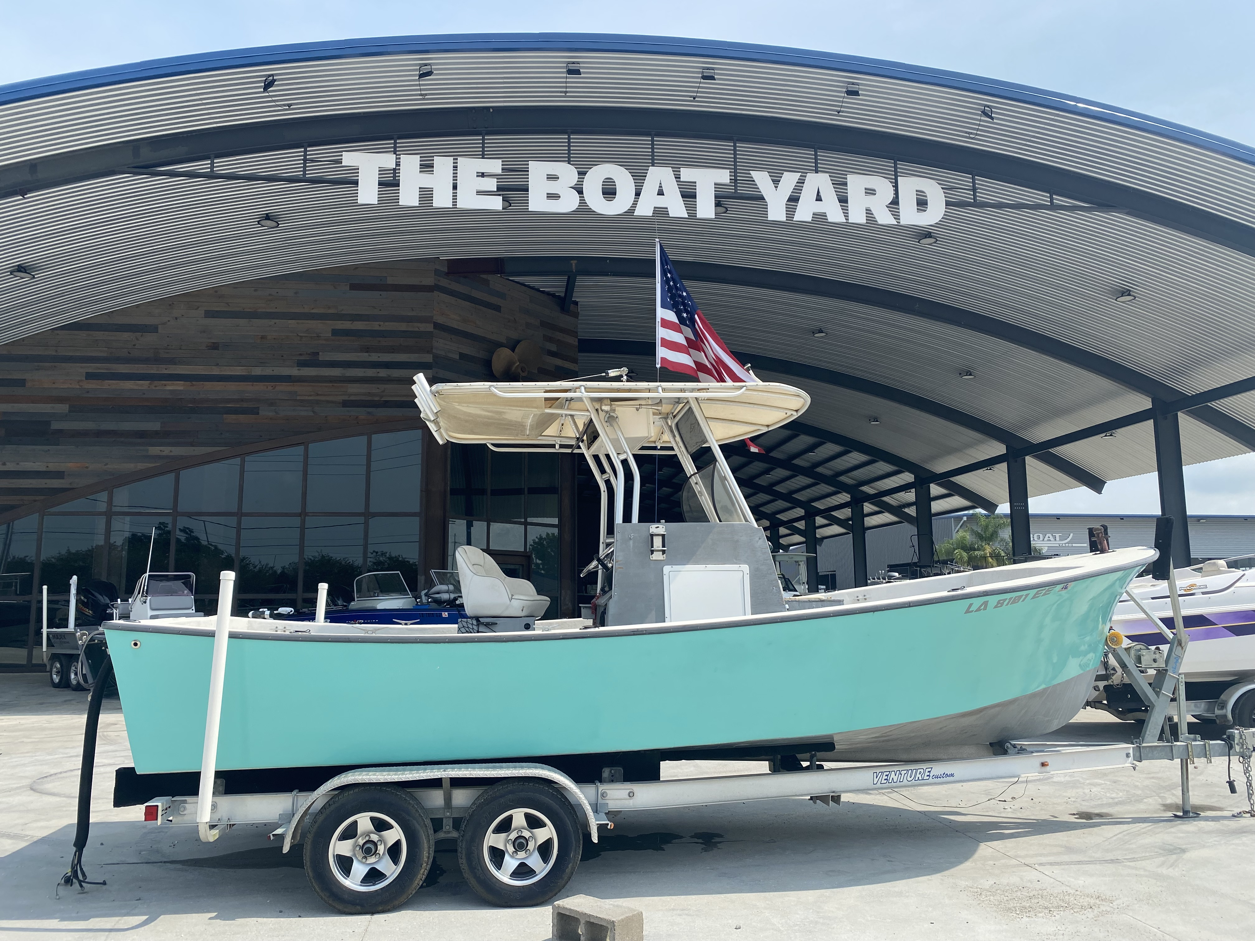 1990 Tremblay boat for sale, model of the boat is 24 & Image # 1 of 10