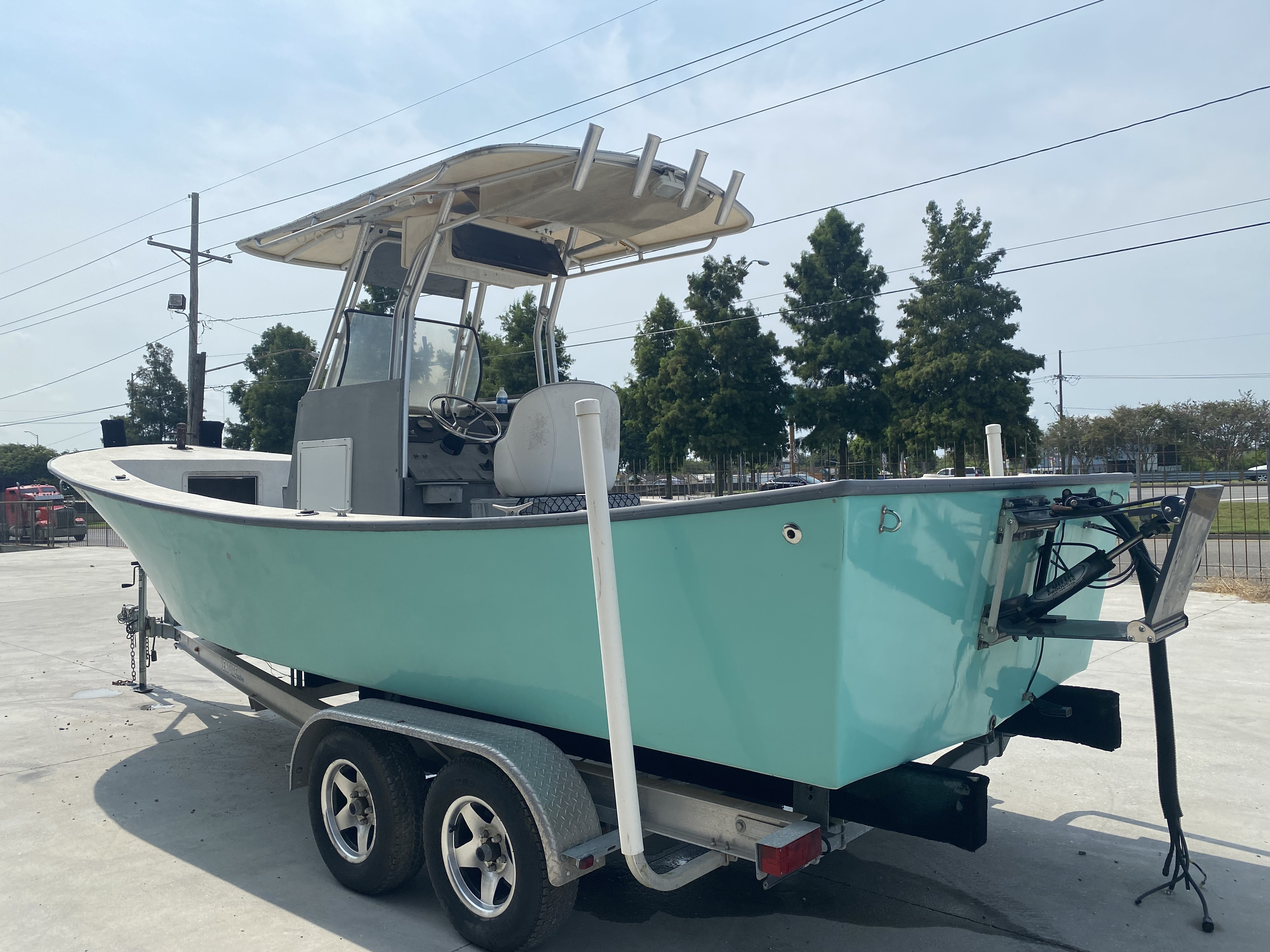 1990 Tremblay boat for sale, model of the boat is 24 & Image # 2 of 10